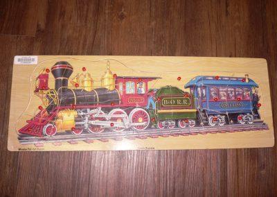 CCR000267 Train Puzzle
