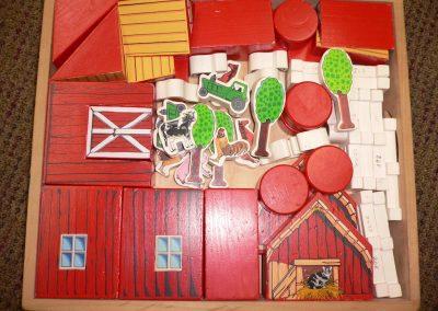 CCR000268 Wooden Farm blocks