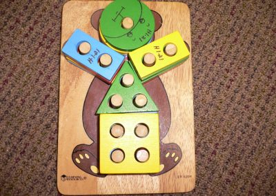 CCR000296 Bear shape Sorter
