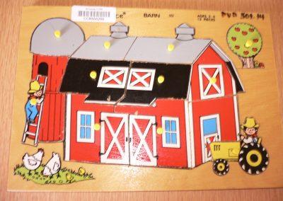 CCR000299 Barn Puzzle