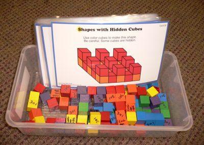 CCR000301 Colour Cubes