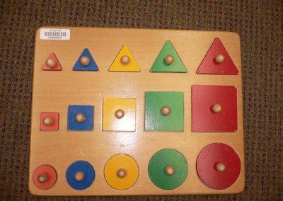 CCR000307 Geometric Puzzle