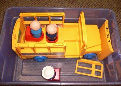 CCR000330 Takeapart School Bus