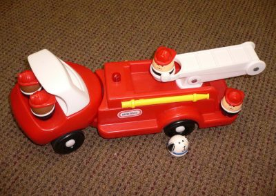 CCR000331 Fire Truck