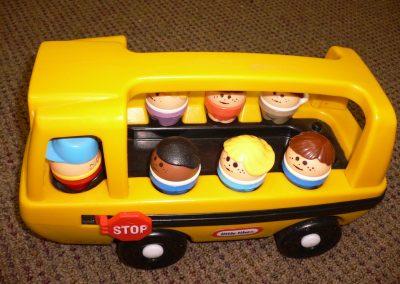 CCR000332 School Bus