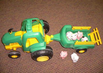 CCR000341 Tonka Tractor