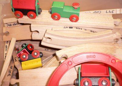 CCR000347 Brio Train Set