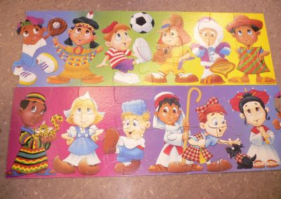 CCR000378 Children puzzle