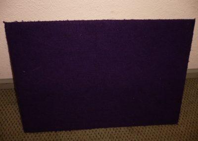CCR000419 Felt Story Board Purple