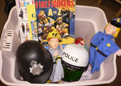 CCR000434 Community Helpers Kit