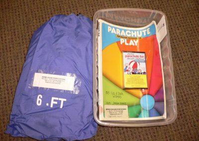 CCR000437 Parachute Play