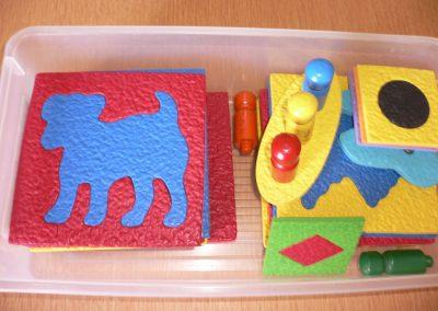 CCR000469 Laurie Foam Puzzle