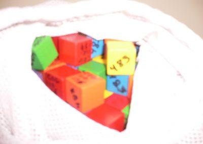 CCR000483 Bag of Blocks