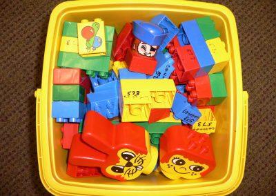 CCR000573 Duplo Blocks