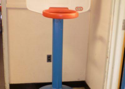 CCR000689 Basket Ball Hoop 2 Balls
