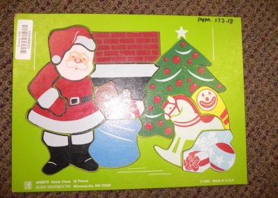 CCR001031 Christmas Puzzle