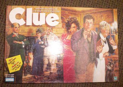 CCR001159 Board Game Clue