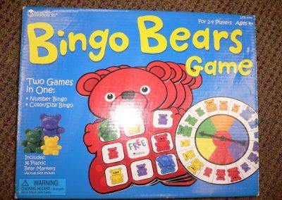 CCR001160 Bingo Bears