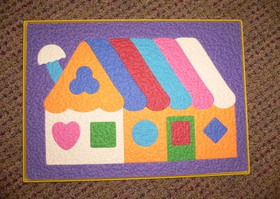 CCR001175 House Foam Puzzle
