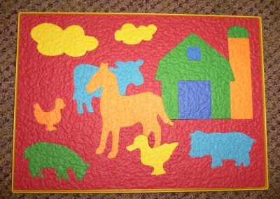 CCR001176 Animals Foam Puzzle