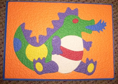 CCR001177 Dragon Foam Puzzle