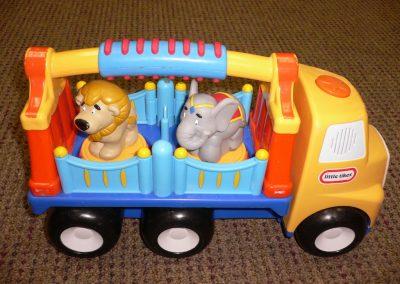 CCR001178 Circus Truck