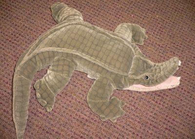 CCR001243 Alligator Puppet