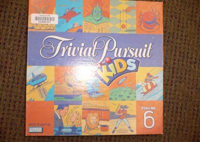 CCR001271 Trivial Pursuit Kids