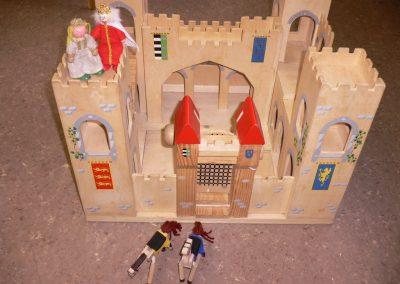 CCR001272 Wooden Castle