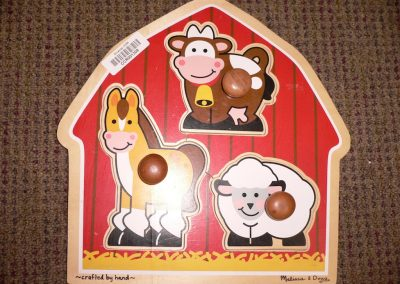 CCR001308 Barnyard Puzzle