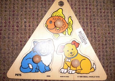 CCR001338 Pets Puzzle