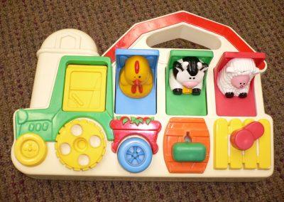 CCR001415 Open the Barn Door