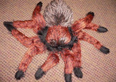 CCR001437 Tarantula Puppet