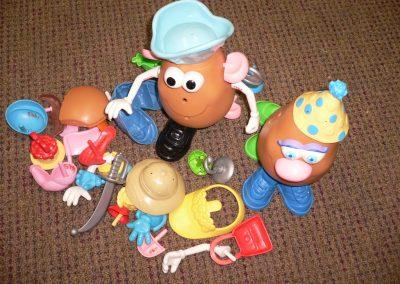 CCR001445 Mr Potato Head