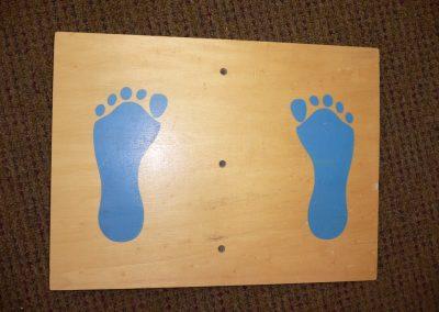 CCR001449 Balance Board Blue