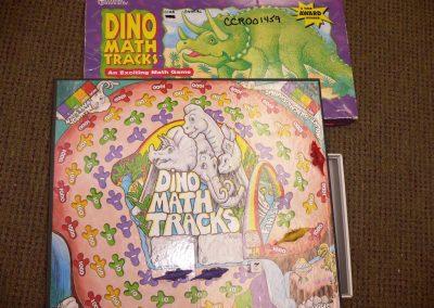 CCR001459 Dino Math Game