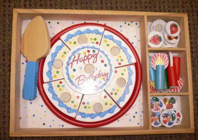 CCR001460 Birthday Cake
