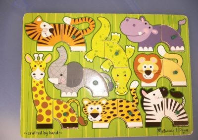 CCR001469 Animal Puzzle