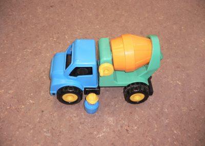 CCR001497 Cement Truck
