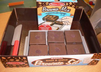 CCR001611 Brownie Set