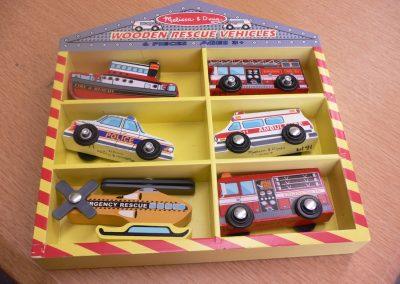 CCR001619 Rescue Vehicles