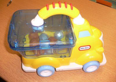 CCR001623 Rock Truck