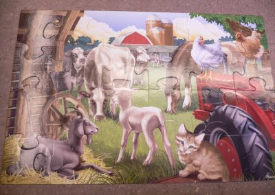 CCR001632 Farm Animal Puzzle
