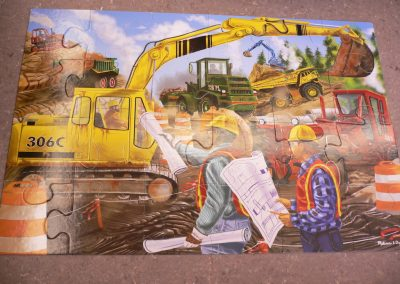 CCR001633 Construction Puzzle