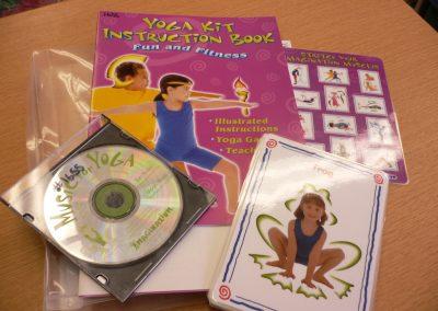 CCR001655 Yoga Kit