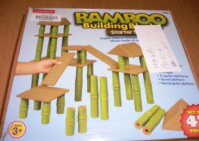 CCR001698 Bamboo Build Blocks