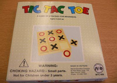 CCR001718 Tic Tac Toe