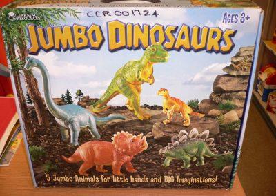 CCR001724 Jumbo Dinosaur
