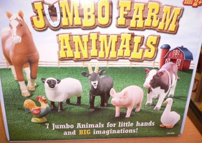 CCR001725 Jumbo Animals