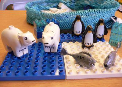 CCR001729 Lego Arctic Ani